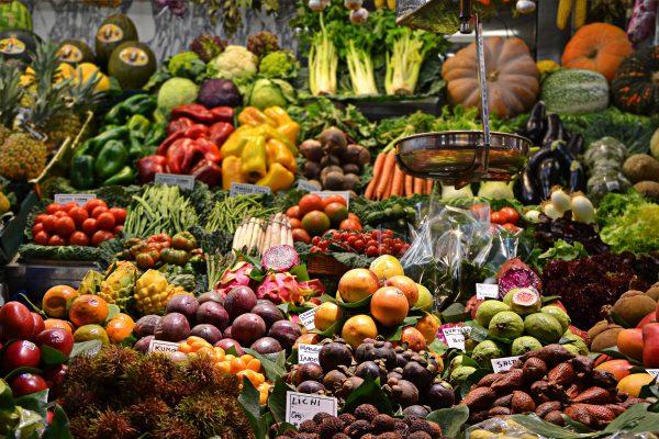 farmers market abundance