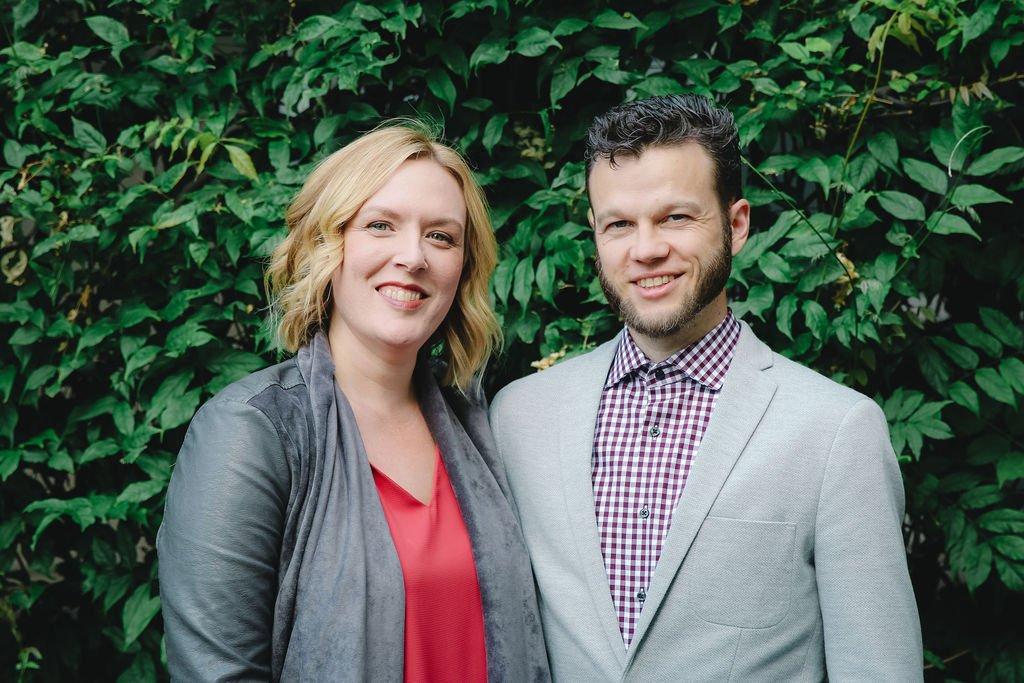 Tim and Sarah together website